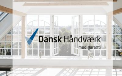 Jysk Vinduesrådgivning – nu med håndværkergaranti